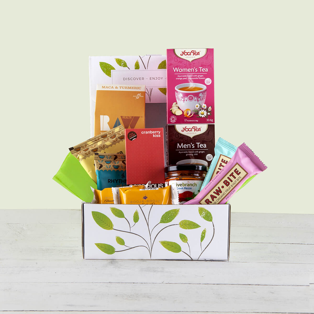 Organic vegan gluten free gifts hampers and products couples gift hamper box negle Image collections