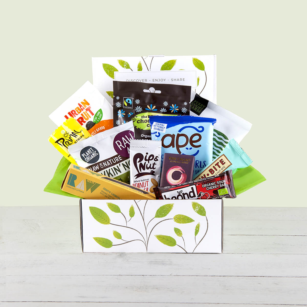Vegan Paleo Snack Gift Box